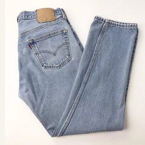 🔥Levi's 501 Vintage Jeans High Rise